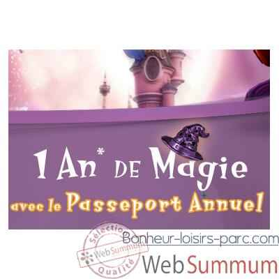 Disneyland Resort Paris - Pass-Enfant Annuel