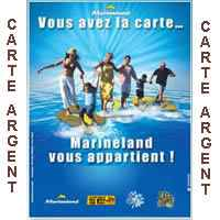Video Marineland (06 Antibes) - Pass ARGENT Adulte Annuel