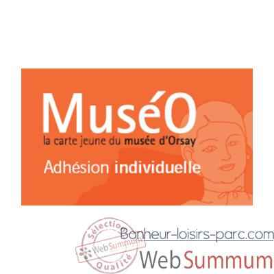 Musee d'Orsay - Pass-Jeune SOLO Annuel (18-25 ans)